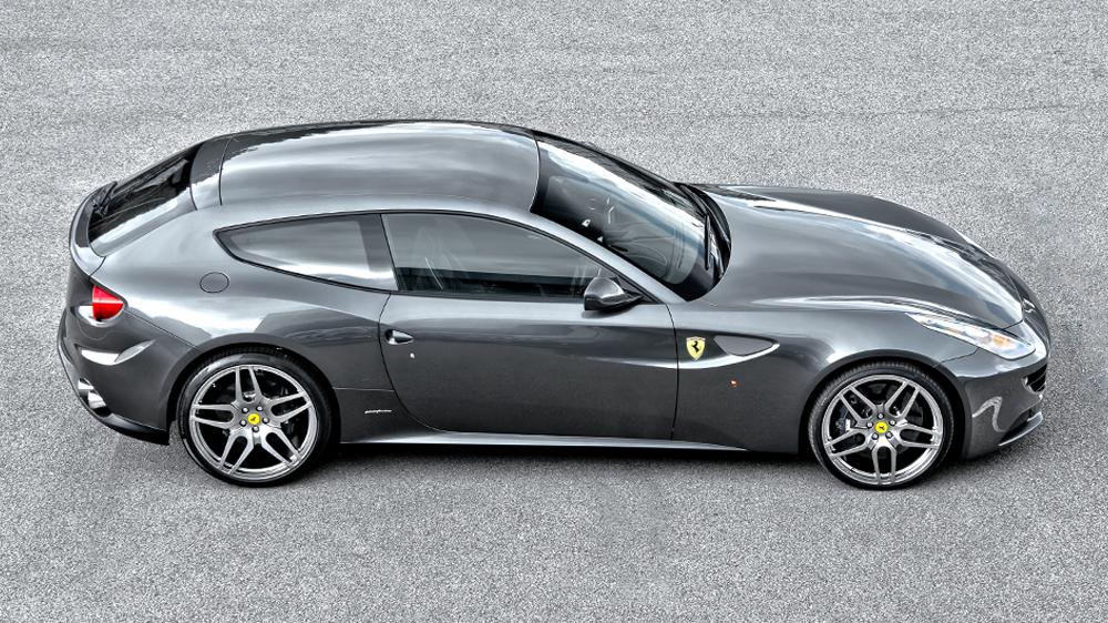 Kahn Design - Monza Ferrari FF