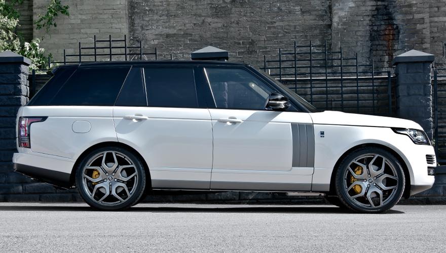 Kahn Design - Santagata Range Rover Vogue