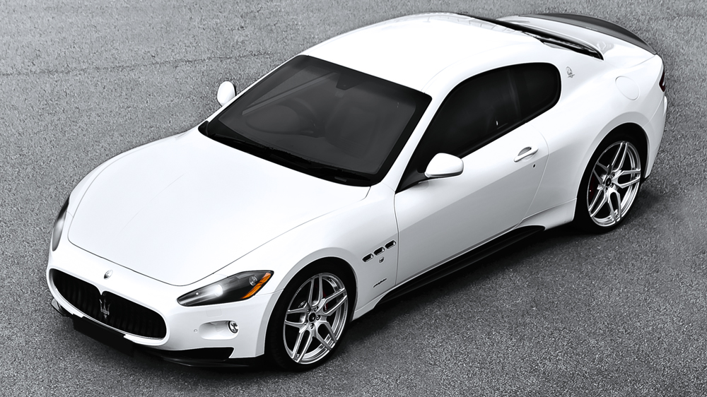 Kahn Design - Monza Maserati Quattroporte