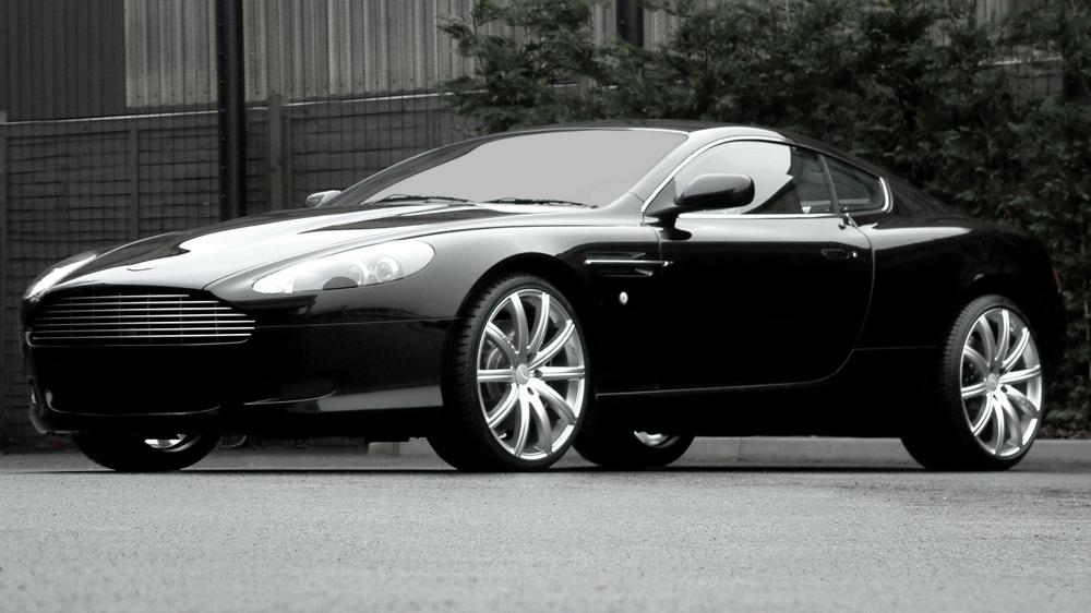 Kahn Design - RSV Aston Martin DB9